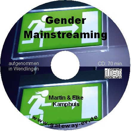 CD - Gender Mainstreaming