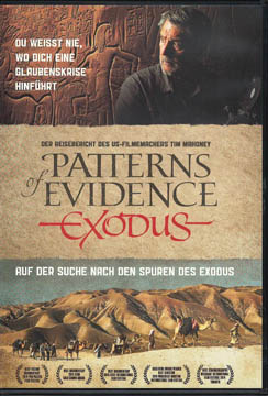 DVD - Patterns of Evidence: Exodus