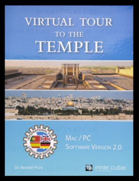 DVD - Inner Cubes virtuelle Tour zum Tempel - DVD MAC/PC Software Version 2.0